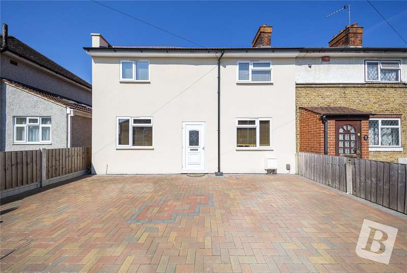 4 Bedrooms End Of Terrace House for sale in Hardie Road, Dagenham, RM10