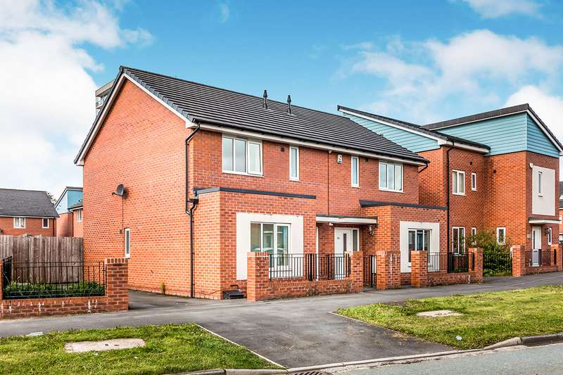 3 Bedrooms Semi Detached House for sale in Varley Street, Manchester, Greater Manchester, M40