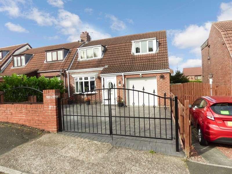 3 Bedrooms Property for sale in Douglas Gardens, Dunston, Gateshead, Tyne and wear, NE11 9RA