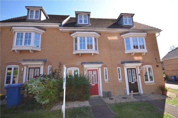 3 Bedrooms Terraced House for sale in Hollerith Rise, Bracknell, Berkshire