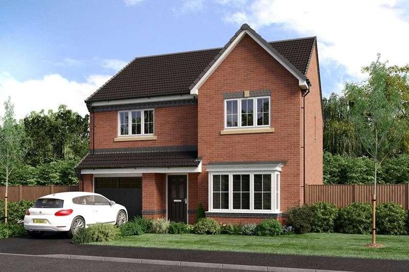 4 Bedrooms Detached House for sale in Beacon Park, Joe Lane, Catterall, Preston, PR3