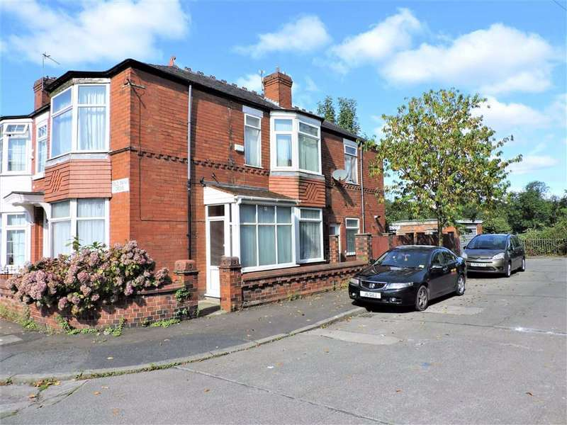3 Bedrooms End Of Terrace House for sale in Byrom Avenue, Manchester
