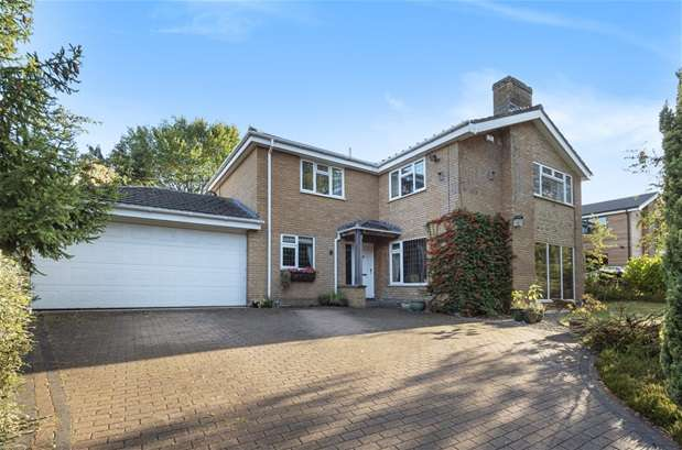 4 Bedrooms Detached House for sale in Colworth Road, Sharnbrook