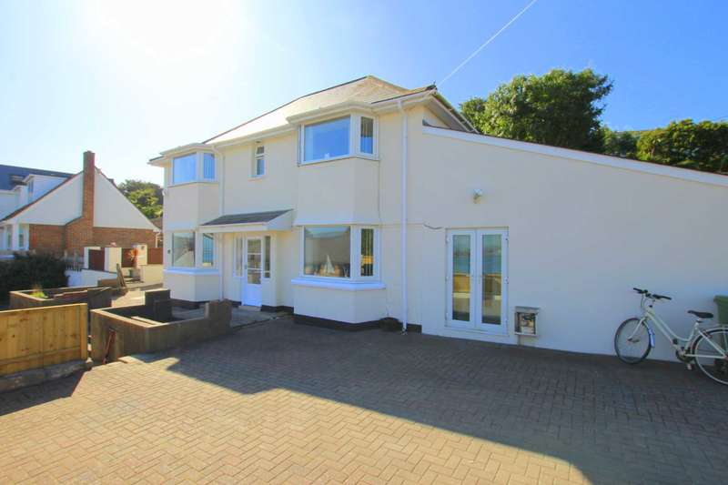 4 Bedrooms Detached House for sale in Torridge Road, Appledore