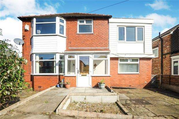 4 Bedrooms Detached House for sale in Clover Road, Timperley, Altrincham