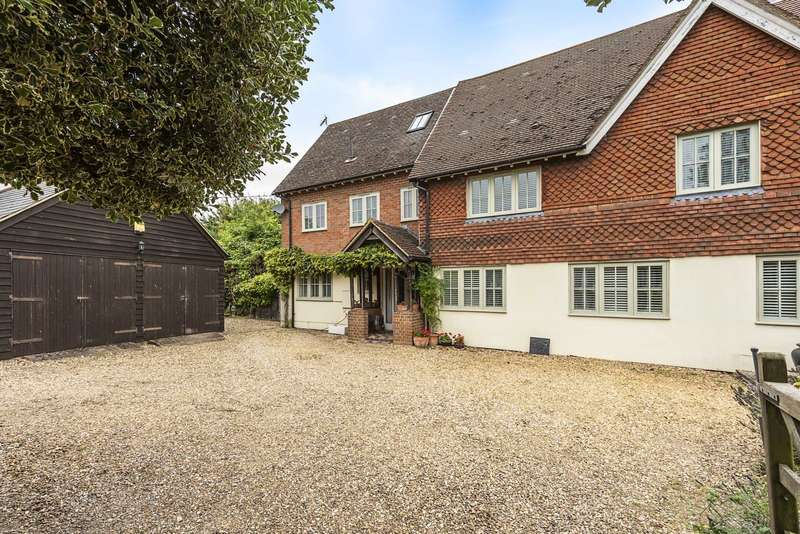 5 Bedrooms Semi Detached House for sale in Miswell Cottages, Tring