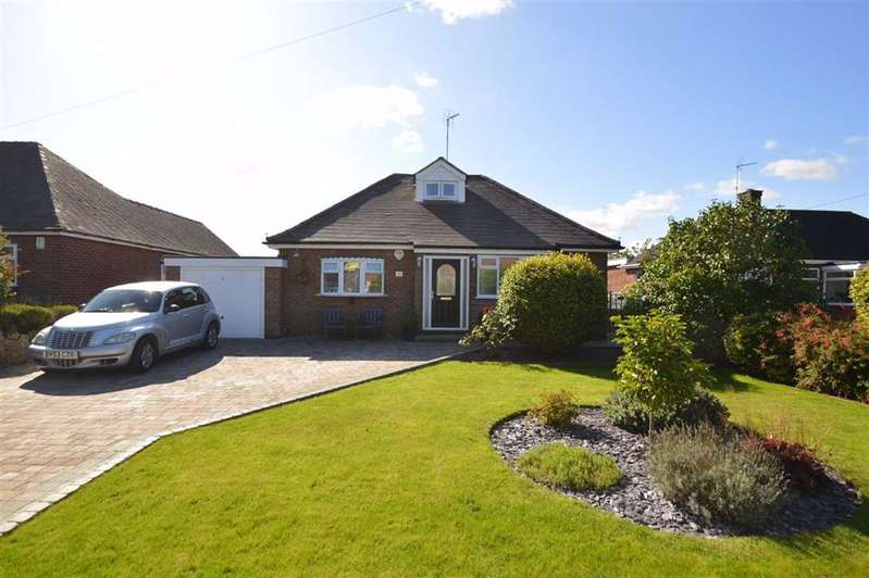 4 Bedrooms Detached Bungalow for sale in Thornton Avenue, Macclesfield