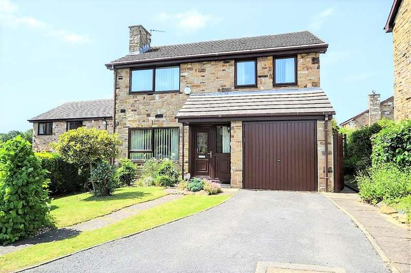 4 Bedrooms Detached House for sale in Holwick Close, Silkstone, Barnsley, S75 4NU