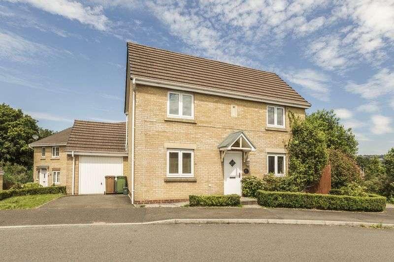 3 Bedrooms Property for sale in Woodside Drive Newbridge, Newport