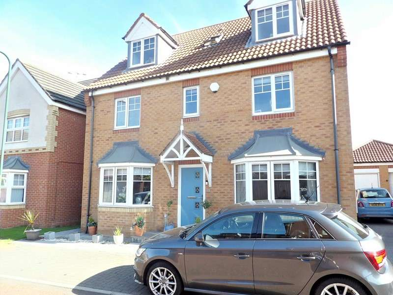 6 Bedrooms Property for sale in Strathmore Gardens, Harton Grange, South Shields, Tyne and Wear, NE34 0LH