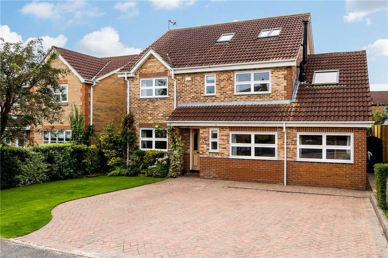 6 Bedrooms Detached House for sale in Aspin Lane, Knaresborough, North Yorkshire