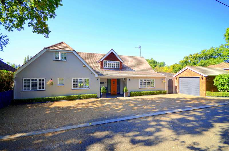5 Bedrooms Detached House for sale in Cranleigh Road, Ewhurst, Cranleigh, GU6