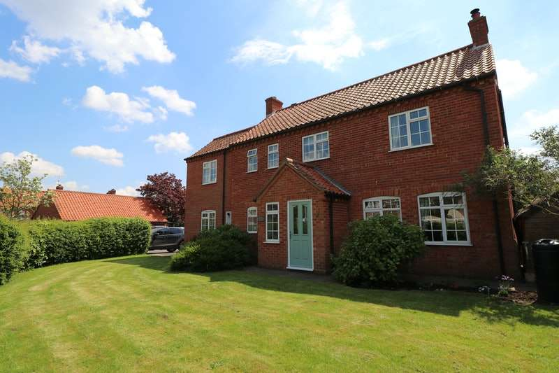 4 Bedrooms Detached House for sale in Reynolds Paddock, Lincoln, Lincolnshire, LN5