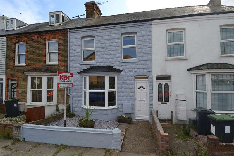 3 Bedrooms Terraced House for sale in Westgate Terrace, Whitstable