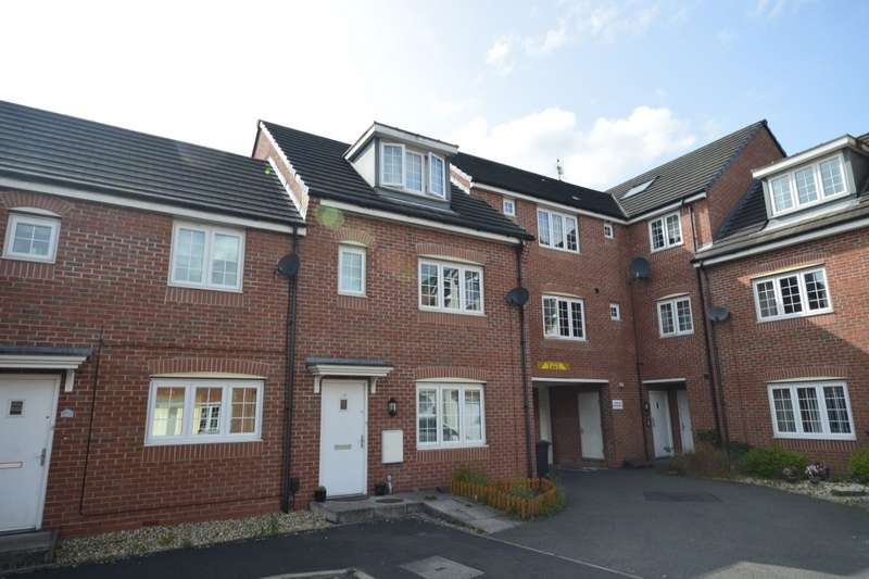 4 Bedrooms End Of Terrace House for sale in Corn Mill Drive, Farnworth, Bolton, Greater Manchester, BL4