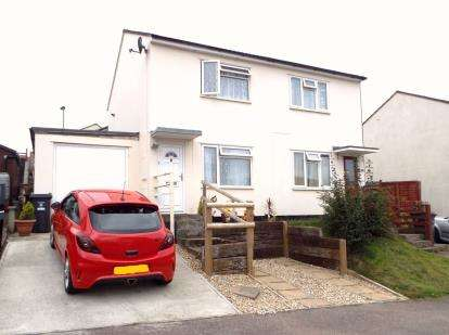 2 Bedrooms Semi Detached House for sale in Axminster, Devon