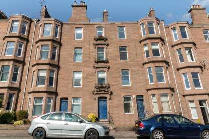 3 Bedrooms Flat for sale in 1/R, 287 Blackness Road