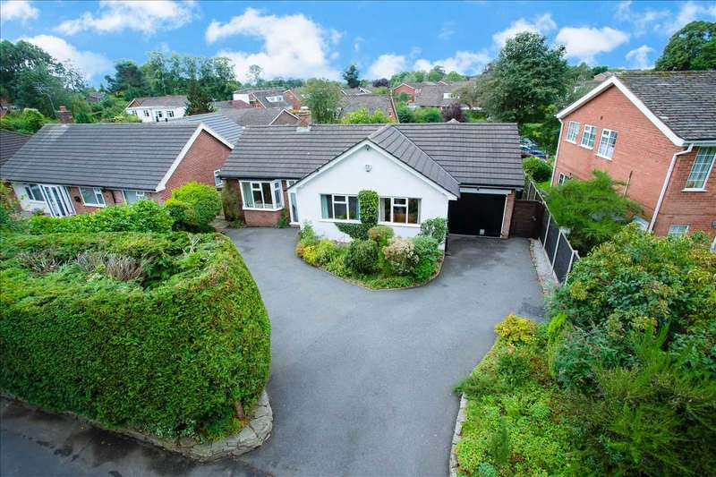 2 Bedrooms Detached Bungalow for sale in Priory Lane, Macclesfield