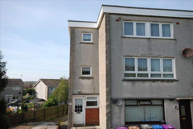 3 Bedrooms Maisonette Flat for sale in Chapellhill Mount, Ardrossan