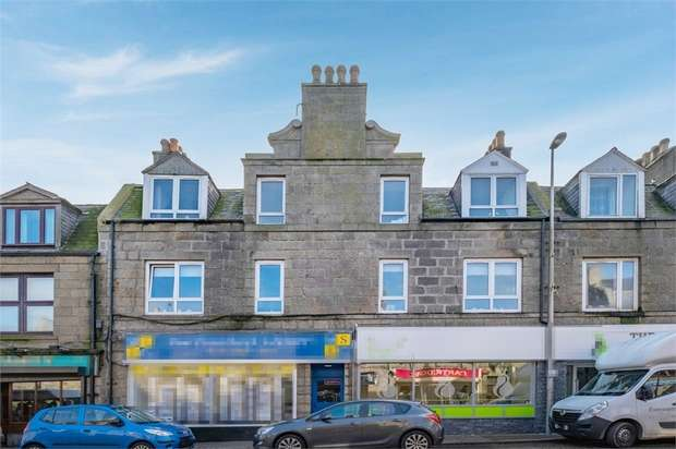 4 Bedrooms Flat for sale in 59 High Street, Fraserburgh, Aberdeenshire