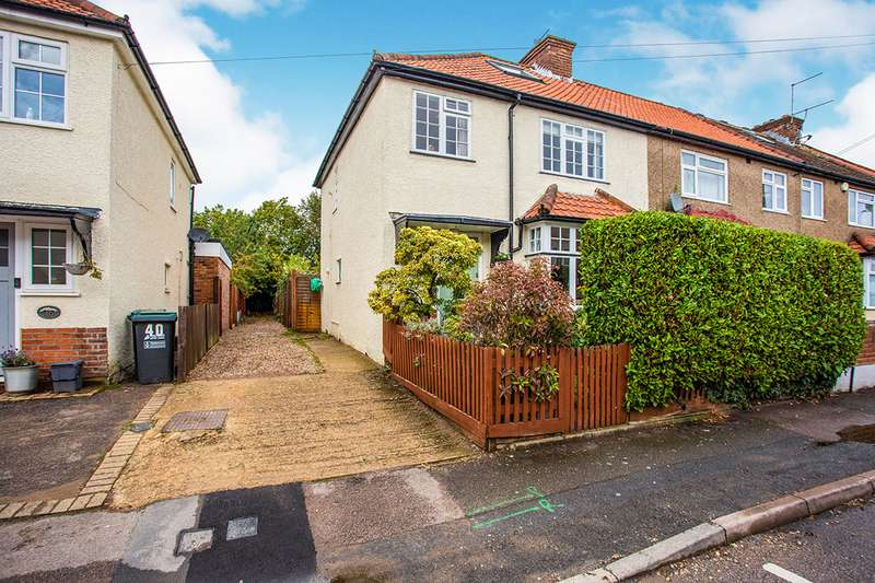 3 Bedrooms End Of Terrace House for sale in Breakspeare Road, Abbots Langley, Hertfordshire, WD5