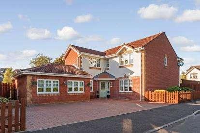 5 Bedrooms Detached House for sale in Heritage Park, West Kilbride