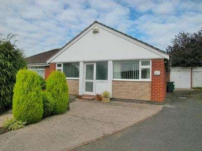 2 Bedrooms Bungalow for sale in Avon Close, Neston, Neston, Cheshire, CH64