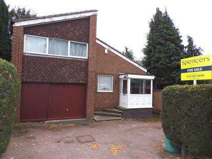 4 Bedrooms Detached House for sale in Loughborough Road, Birstall, Leicester, Leicestershire