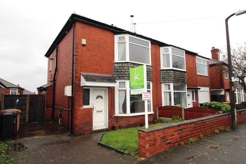 2 Bedrooms Semi Detached House for sale in Seaton Road, Bolton
