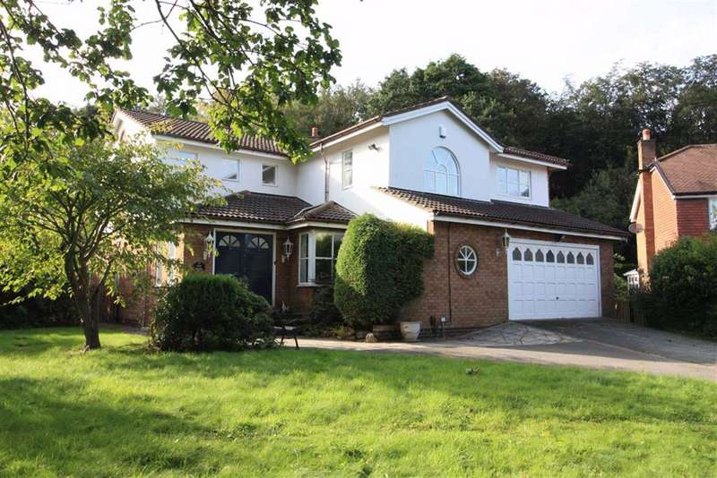 4 Bedrooms Detached House for sale in Bradfield Close, Woodland Glade, Huddersfield