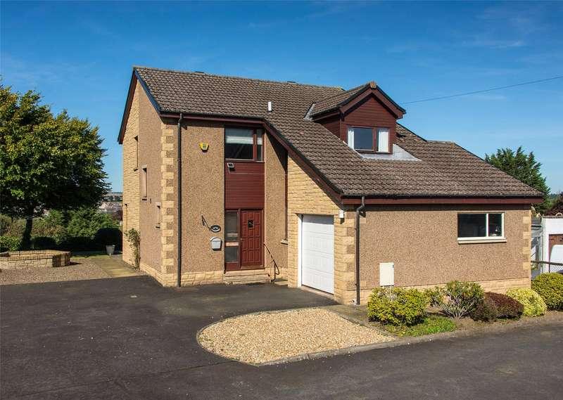 4 Bedrooms Detached House for sale in Tweedbrig, Jedburgh Road, Kelso, Scottish Borders, TD5