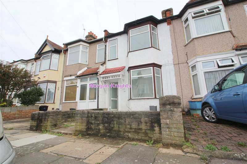 3 Bedrooms Terraced House for sale in Twyford Road, Ilford, IG1