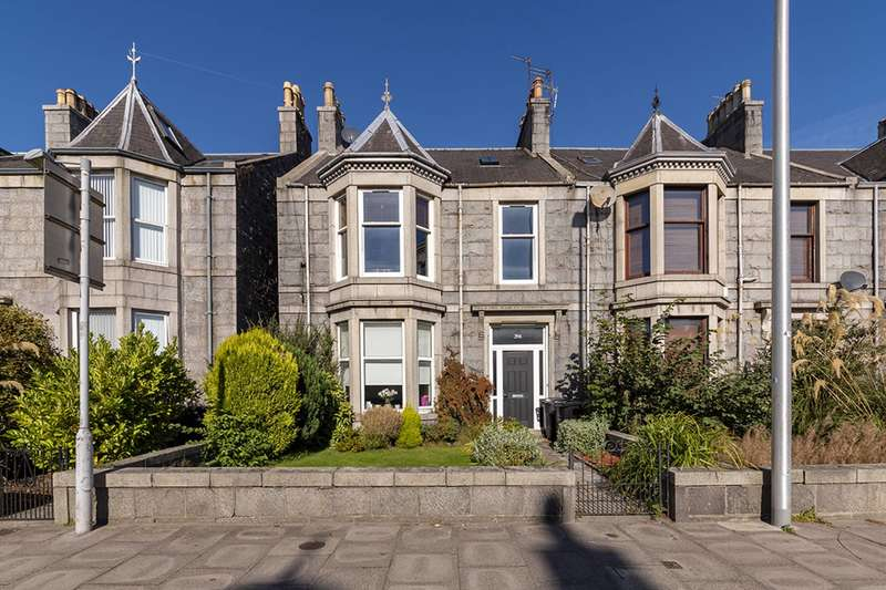 3 Bedrooms Flat for sale in Great Western Road, Aberdeen, AB10 6NR