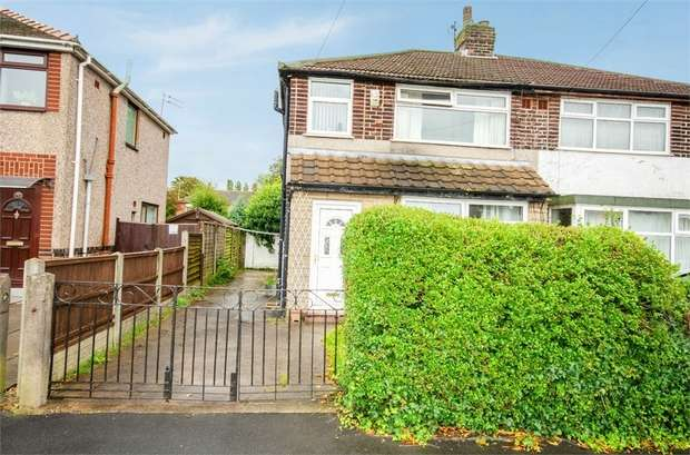 3 Bedrooms Semi Detached House for sale in St Marys Gate, Euxton, Chorley, Lancashire
