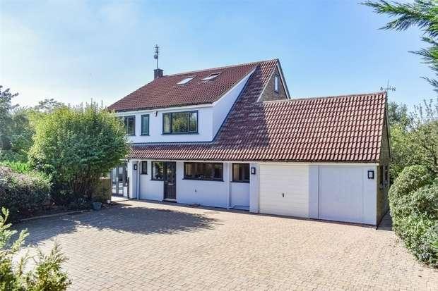5 Bedrooms Detached House for sale in Stambourne, Halstead, Essex