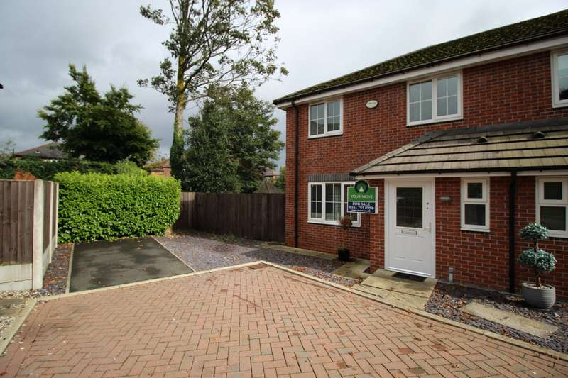 3 Bedrooms Semi Detached House for sale in Knights Grove, Swinton, Manchester, Greater Manchester, M27
