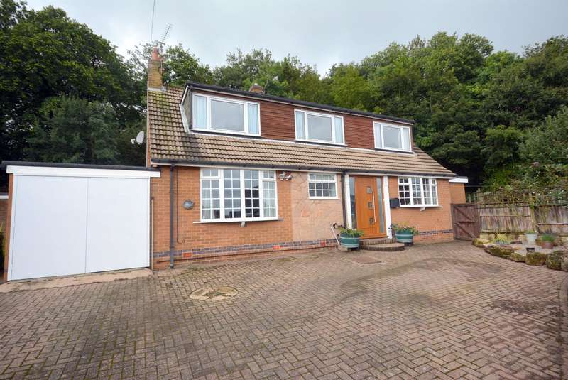 4 Bedrooms Detached House for sale in Oaklea Way, Old Tupton, Chesterfield, S42 6JD