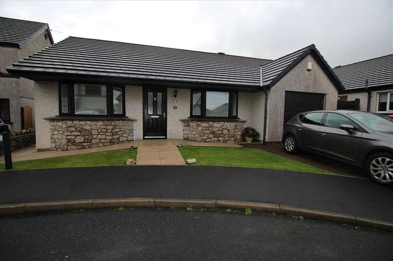 2 Bedrooms Bungalow for sale in Old Moor Close, MILLOM