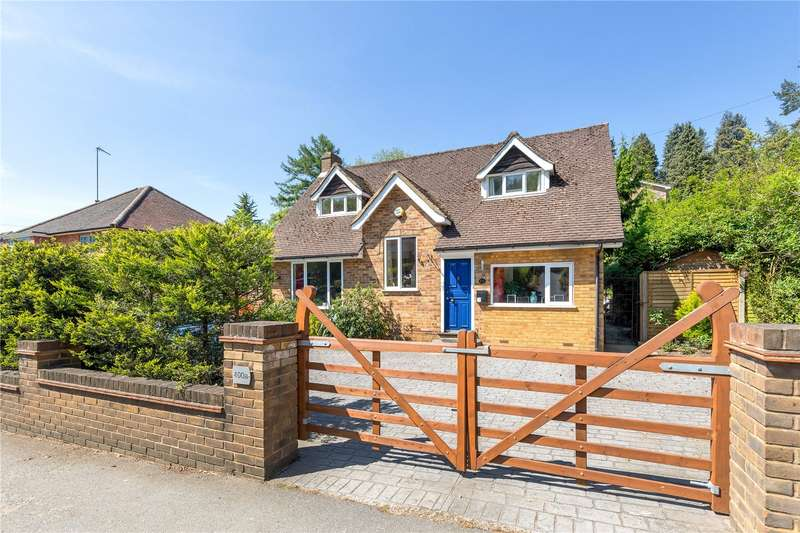 3 Bedrooms Detached House for sale in Station Road, Amersham, Buckinghamshire, HP7