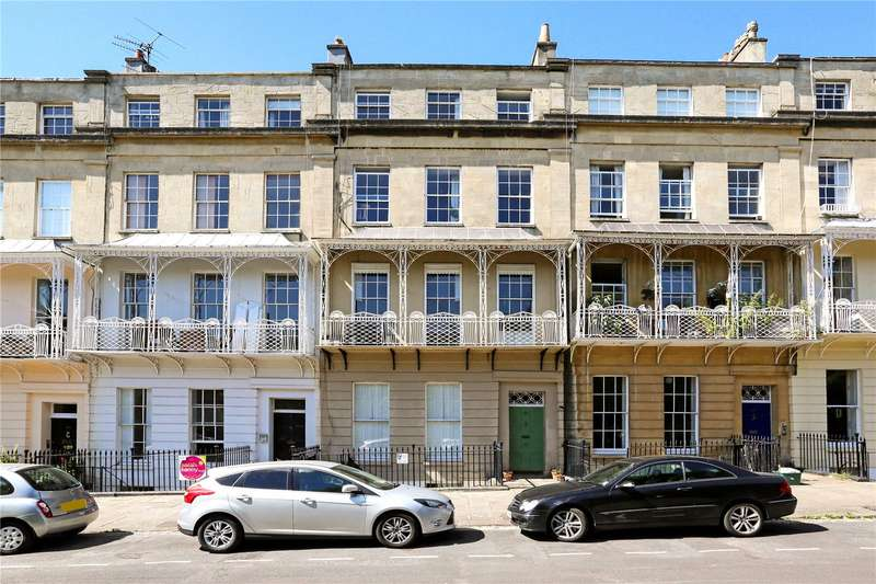 4 Bedrooms Flat for sale in West Mall, Clifton Village, Bristol, BS8