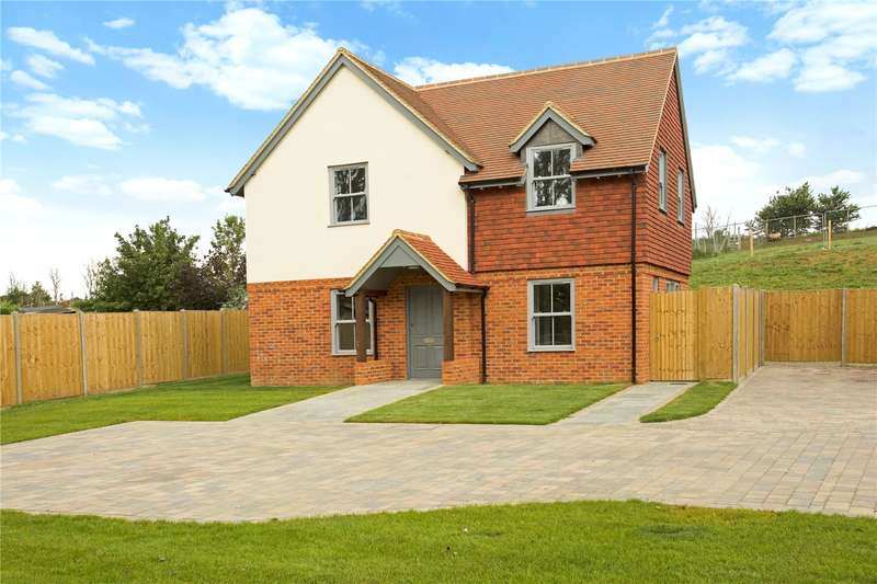 4 Bedrooms Detached House for sale in Plot 3, Potters Lane, Send, Surrey, GU23