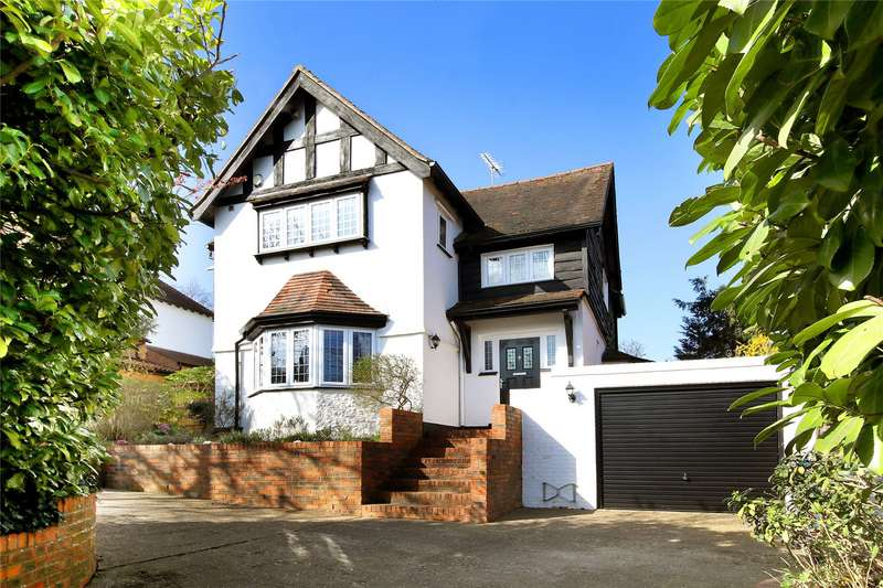 4 Bedrooms Detached House for sale in Kingsway, Chalfont St. Peter, Gerrards Cross, Buckinghamshire, SL9