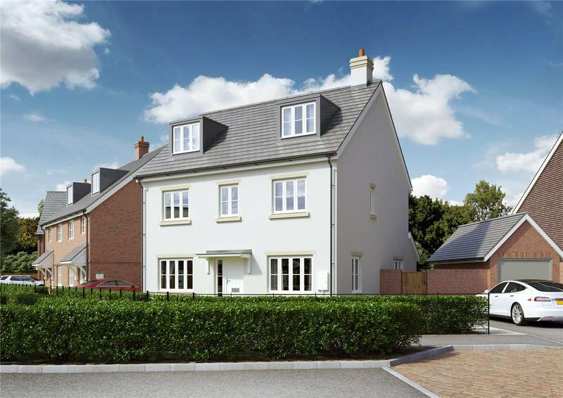 5 Bedrooms Detached House for sale in Ambersey Green, Amberstone Road, Hailsham, East Sussex, BN27