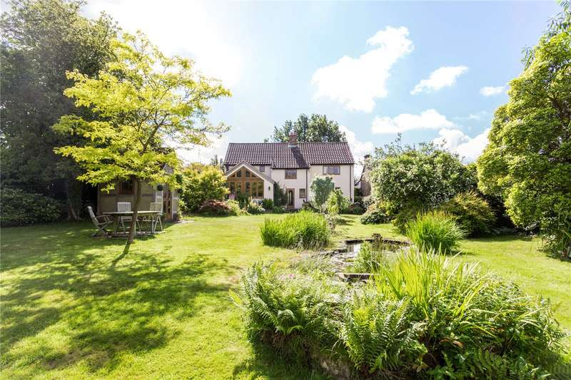4 Bedrooms Detached House for sale in Stone Quarry Road, Chelwood Gate, East Sussex, RH17