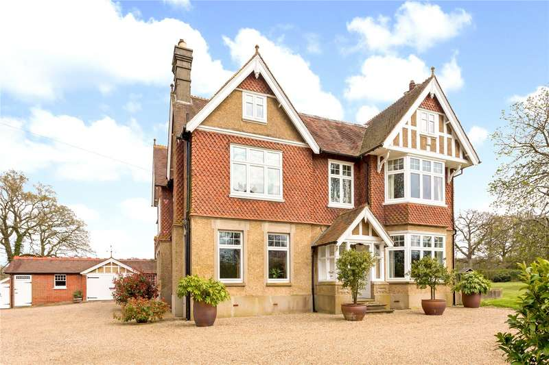 6 Bedrooms Detached House for sale in Faygate Lane, Faygate, Horsham, West Sussex, RH12