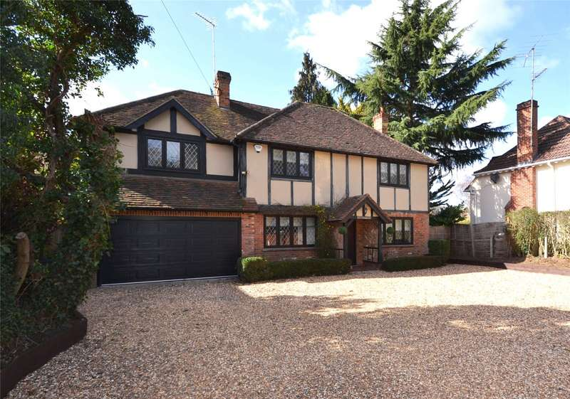 5 Bedrooms Detached House for sale in Braywick Road, Maidenhead, Berkshire, SL6