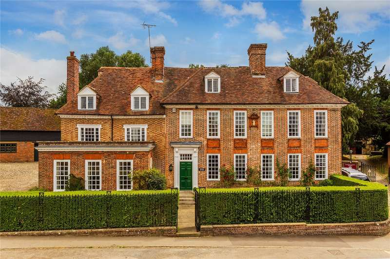 6 Bedrooms Detached House for sale in High Street, Yalding, Maidstone, Kent, ME18