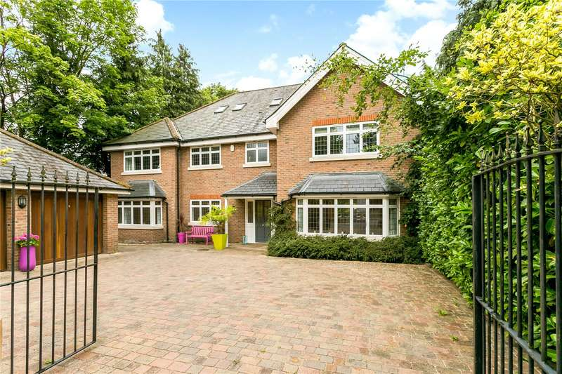 7 Bedrooms Detached House for sale in New House Park, St. Albans, Hertfordshire, AL1