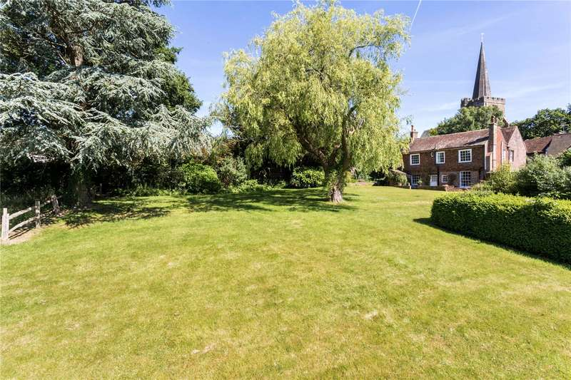 4 Bedrooms Detached House for sale in Church Road, Rotherfield, East Sussex, TN6