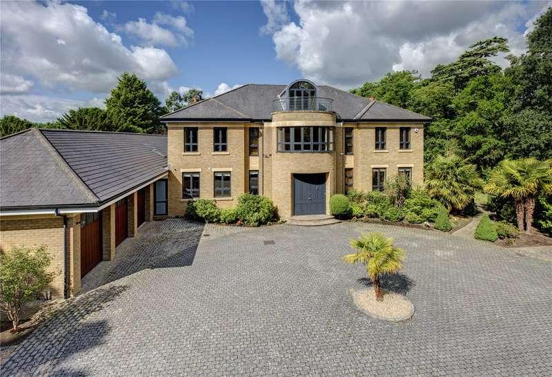 6 Bedrooms Detached House for sale in Drift Road, Winkfield, Windsor, Berkshire, SL4